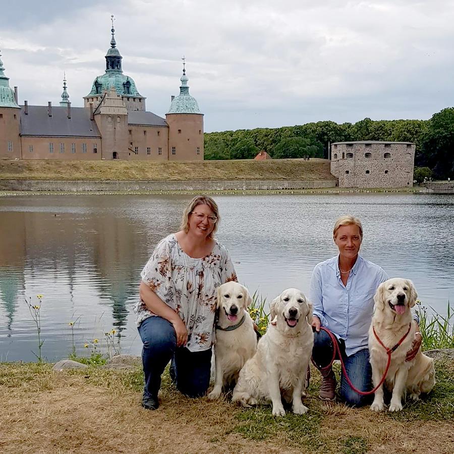 Sweet Touch - Kristina & Anna-Kristina vid Kalmar slott
